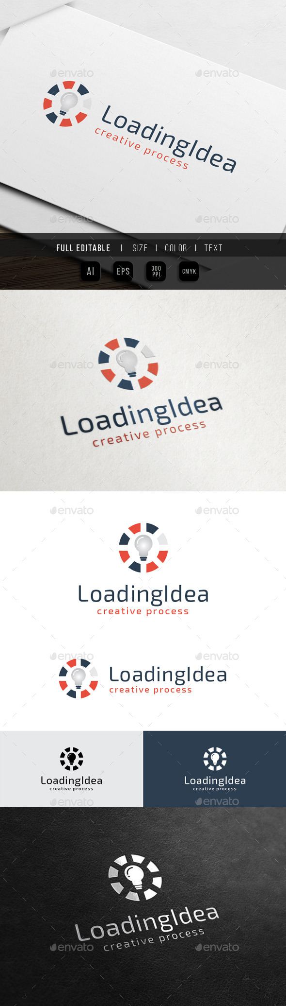 GraphicRiver Load Idea Creative Process 10472179