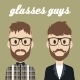 Glasses Guy - GraphicRiver Item for Sale
