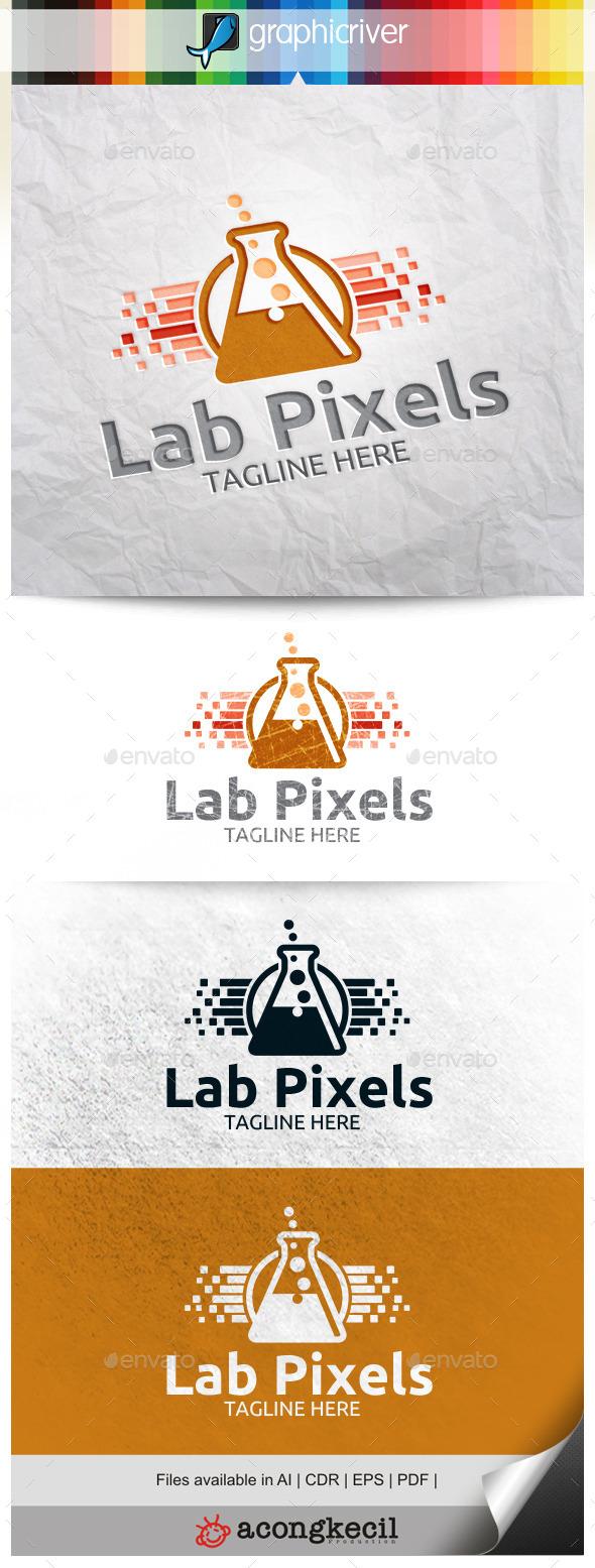 GraphicRiver Lab Pixels V.3 10472257