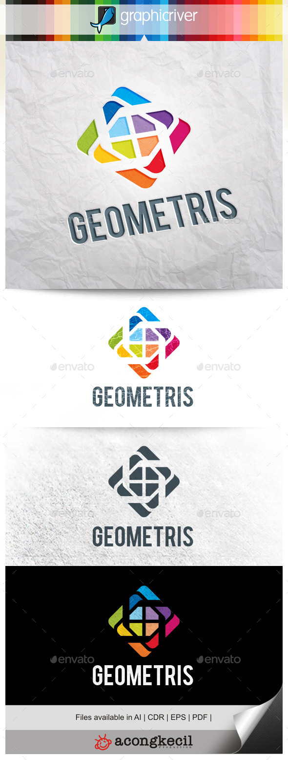 GraphicRiver Geometris V.2 10472298