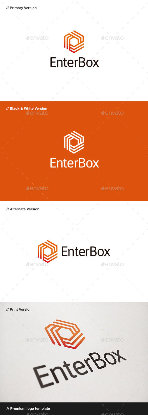 GraphicRiver Enter Box Logo 10472322