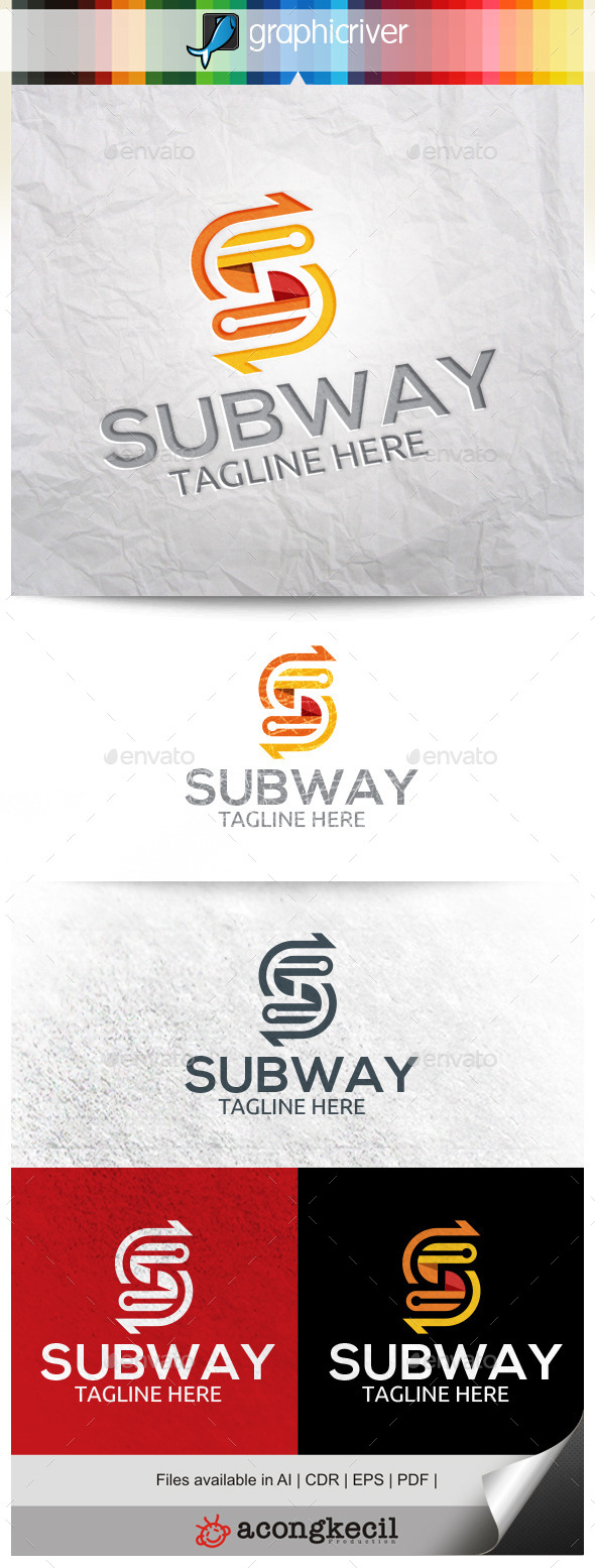 GraphicRiver Subway V.3 10472324