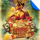 Spring Splash Flyer Template - GraphicRiver Item for Sale