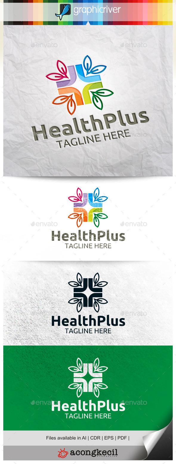 GraphicRiver Health Plus 10472437
