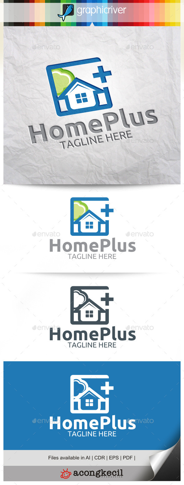 GraphicRiver Home Plus 10472533