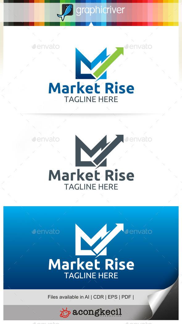 GraphicRiver Market Rise 10472556