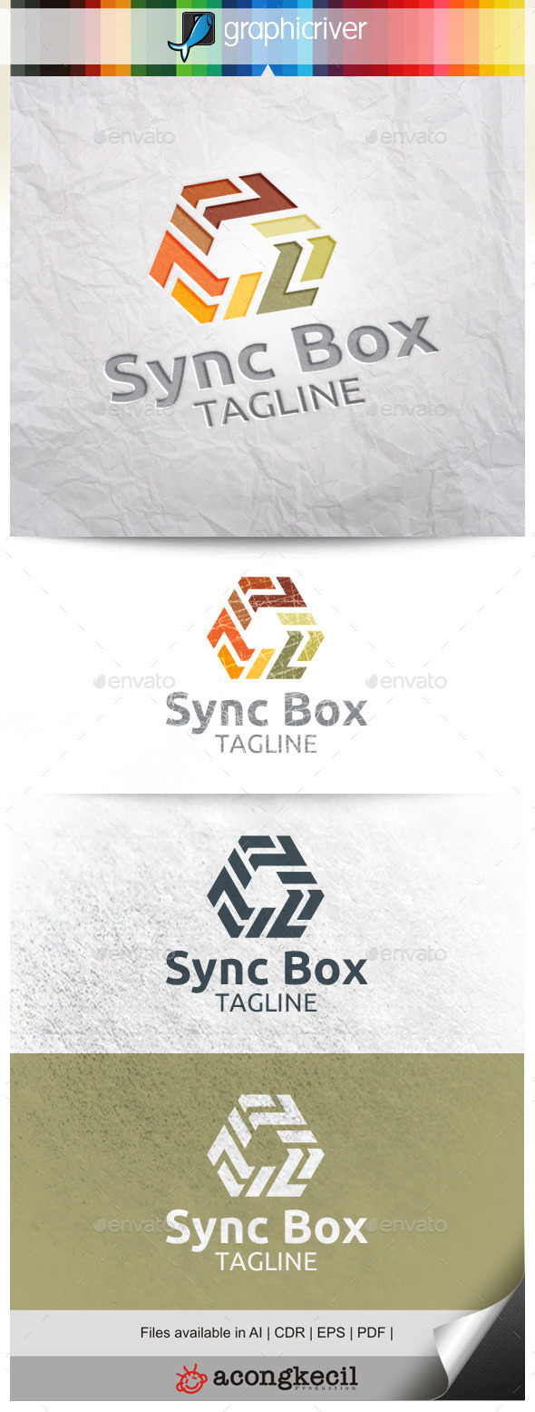 GraphicRiver Sync Box V.5 10472587
