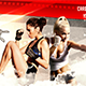 Cardio Kickboxing Facebook Cover Template - GraphicRiver Item for Sale
