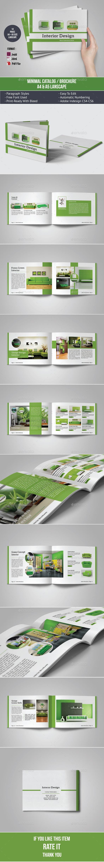 GraphicRiver Multipurpose Catalog Brochure 10472626
