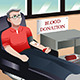 Blood Donation - GraphicRiver Item for Sale