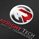 GrayRight Tech - GraphicRiver Item for Sale