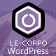 Lecorpo || Business WordPress Theme - ThemeForest Item for Sale