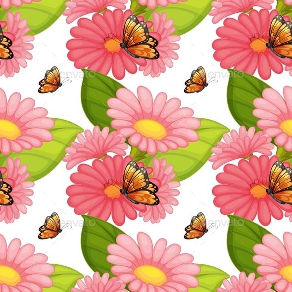 GraphicRiver Nature Pattern 10473978
