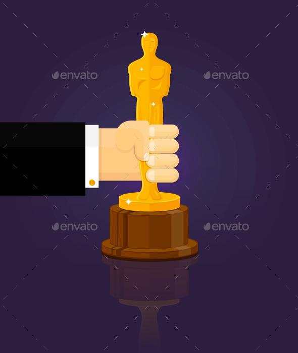 GraphicRiver Oscars Winner 10422569