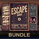 Retro Music Bundle 03 - GraphicRiver Item for Sale