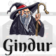 Gindur - a Storytelling Wordpress Personal Blog