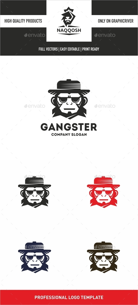 GraphicRiver Gangster 10474877