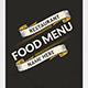 Restaurant Food Menu - GraphicRiver Item for Sale