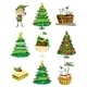Christmas Decorations - GraphicRiver Item for Sale