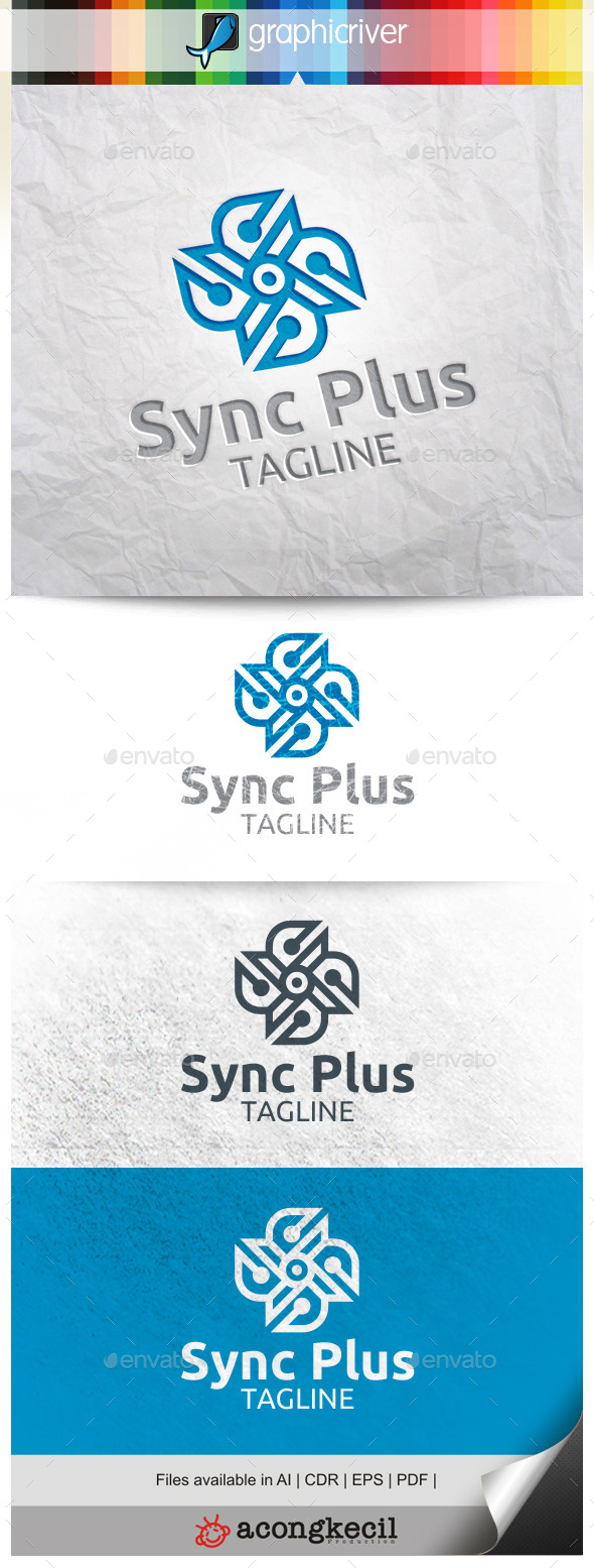 GraphicRiver Sync Plus V.3 10475521
