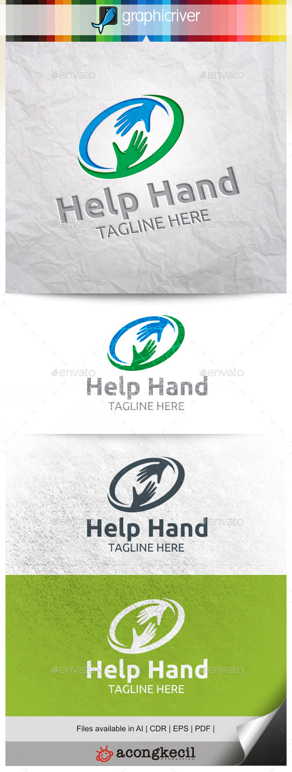GraphicRiver Helping Care 10475676