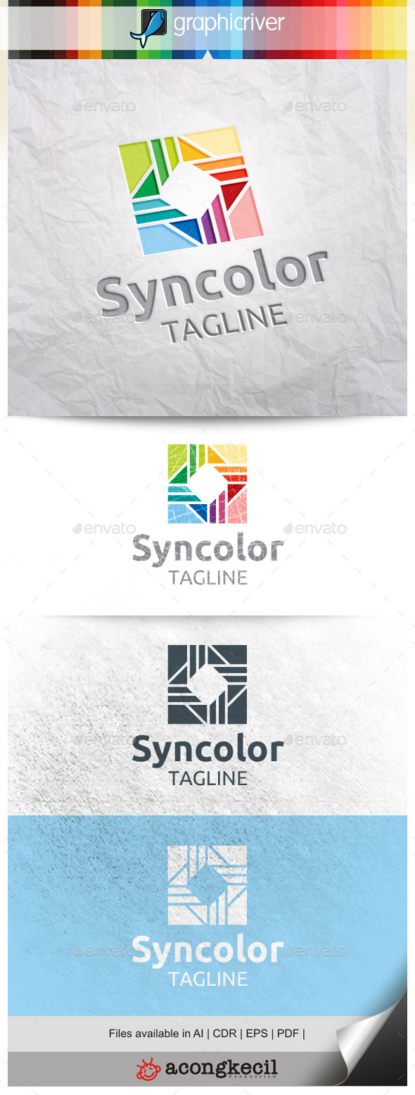 GraphicRiver Syncolor 10475703