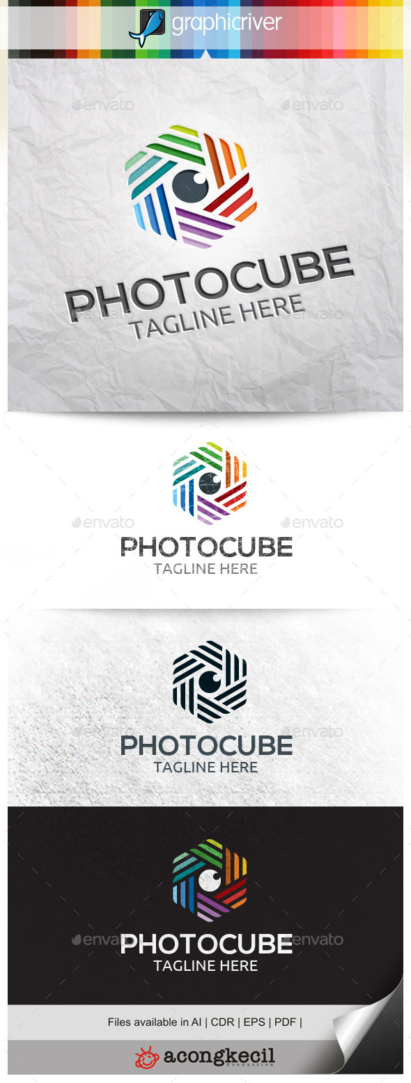 GraphicRiver Photo Cube V.2 10475783