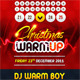 Christmas Warm Up Party Flyer - GraphicRiver Item for Sale