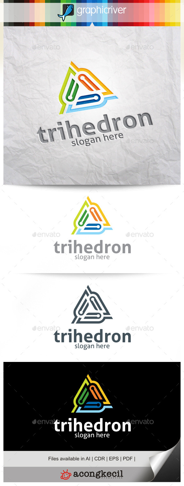 GraphicRiver Triangle V.6 10475845