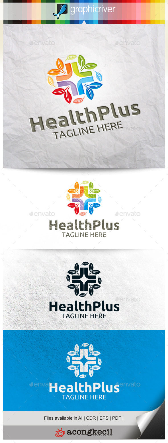 GraphicRiver Health Plus V.2 10475860