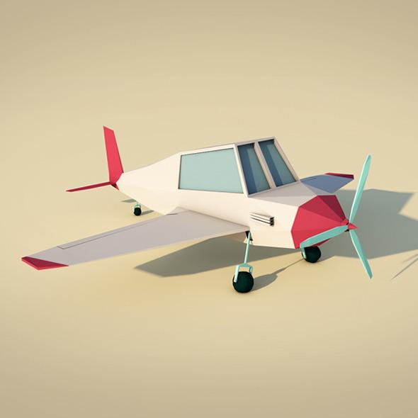 3DOcean Plane 10477226