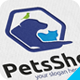 Pets Shop Logo - GraphicRiver Item for Sale