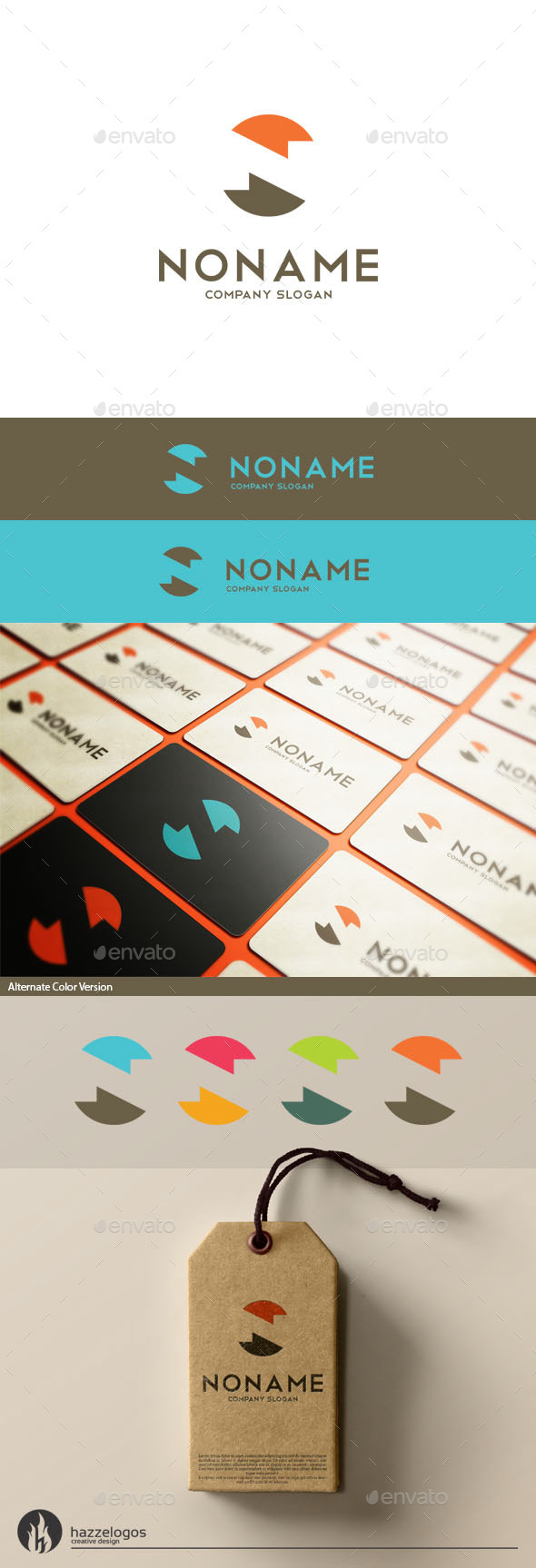 GraphicRiver Noname Logo 10477929