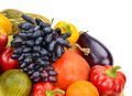 fruit and vegetable isolated on white background - PhotoDune Item for Sale