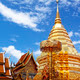 golden stupa, chiang mai, thailand - PhotoDune Item for Sale