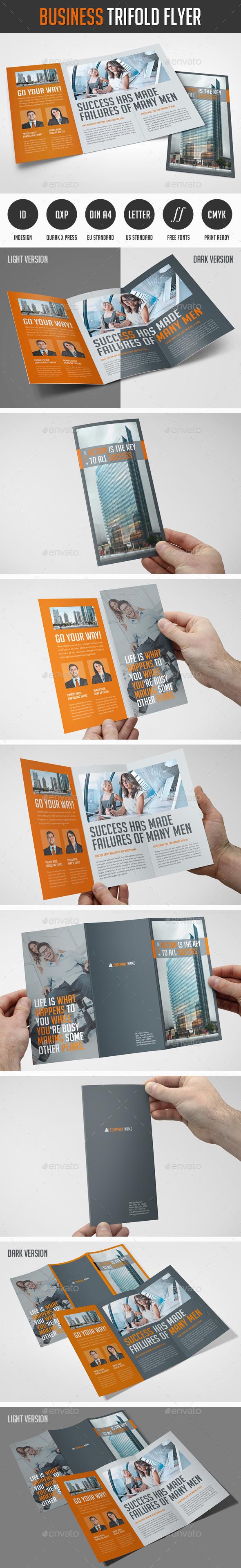 Business Flyer - Brochures Print Templates