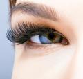 Female eye with long eyelashes - PhotoDune Item for Sale