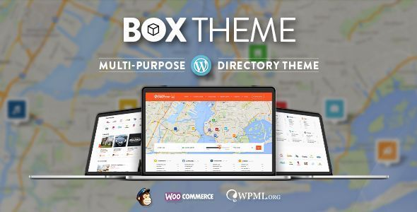 Directory | Multi purpose WordPress Theme