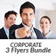 Corporate Business 3 Flyer Bundle - GraphicRiver Item for Sale