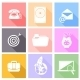 Set of Icons for Business - GraphicRiver Item for Sale