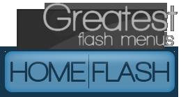 Greatest flash menus