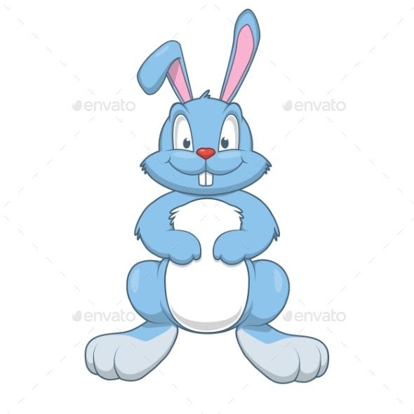 GraphicRiver Rabbit Character 10481862