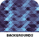 Dark Mosaic Backgrounds - GraphicRiver Item for Sale