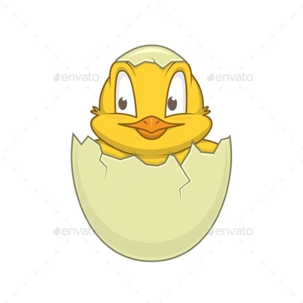 GraphicRiver Chicken in Egg 10482025