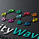Infinity Wave Logo - GraphicRiver Item for Sale