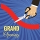 Grand Opening Card - GraphicRiver Item for Sale