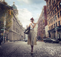 Fashionable girl - PhotoDune Item for Sale