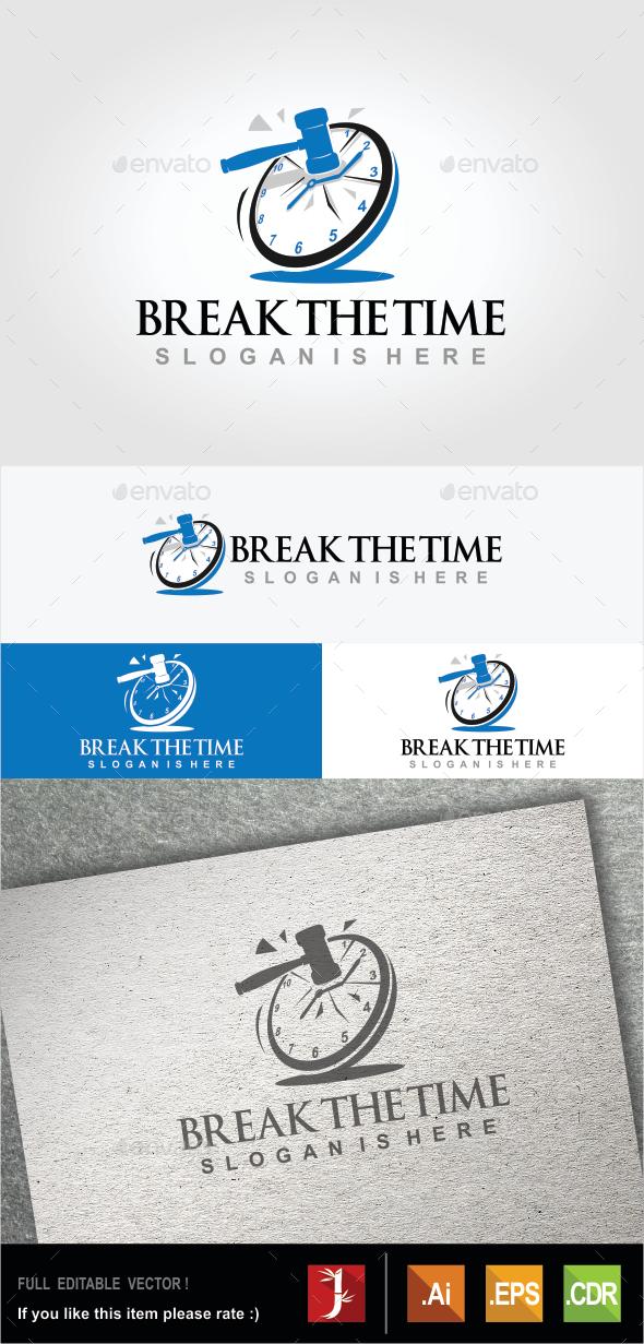 GraphicRiver Break The Time 10472304
