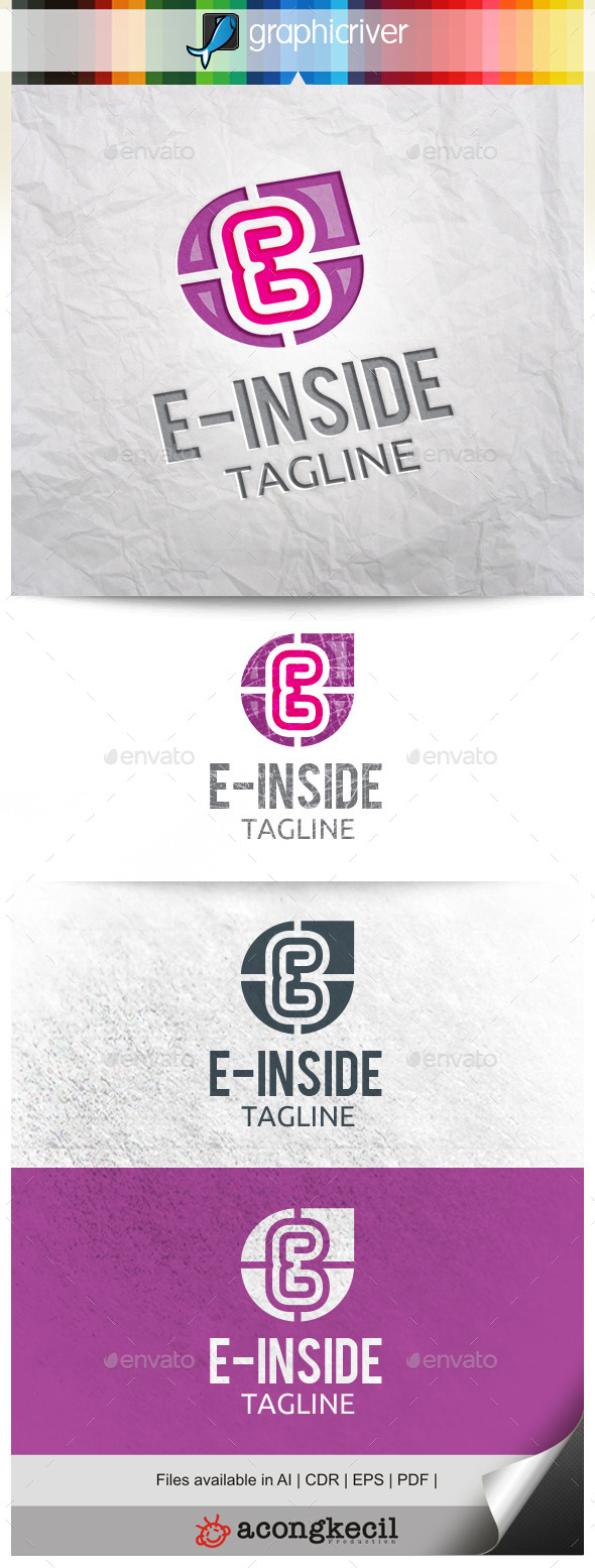GraphicRiver E-Inside 10484260
