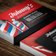 Barbershop Business Card Template - GraphicRiver Item for Sale